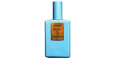 Kerosene Pretty Machine fragrance bottle