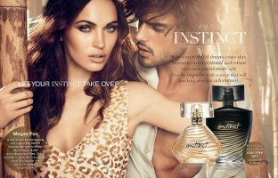 Avon Instinct, Megan Fox advert
