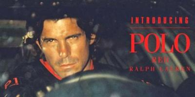Nacho Figueras for Ralph Lauren Polo Red