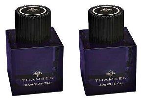 Thameen perfume line