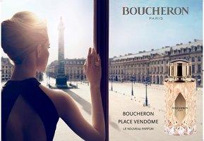 Boucheron Place Vendôme advert