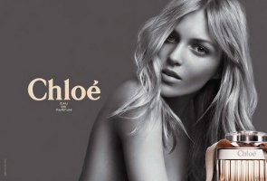 Chloé Eau de Parfum, 2008 version, advert