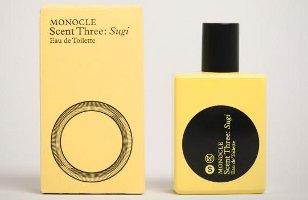 Comme des Garçons + Monocle Scent Three: Sugi