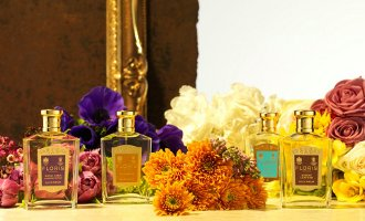 Floris Private Collection fragrances