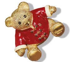 Estee Lauder Harrods Christmas Bear