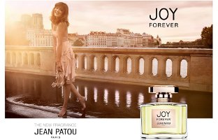 Jean Patou Joy Forever advert