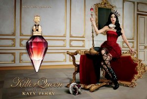 Katy Perry Killer Queen advert
