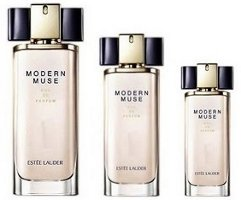 Estee Lauder Modern Muse, three sizes