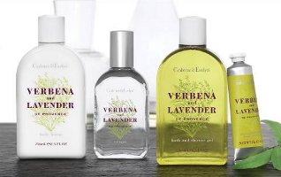 Crabtree & Evelyn Verbena and Lavender de Provence