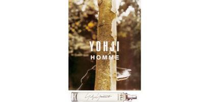 Yohji Yamamoto Yohji Homme advert