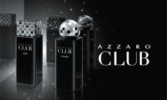 Azzaro Club advert
