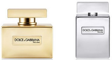 Dolce Gabbana The One, Gold and Platinum limited editions 2013