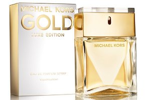 Michael Kors Gold Luxe