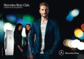 Mercedes-Benz Club advert