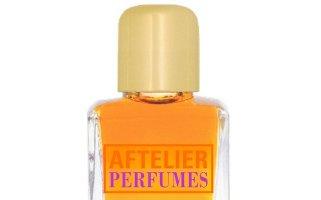 Aftelier Cuir de Gardenia solid perfume