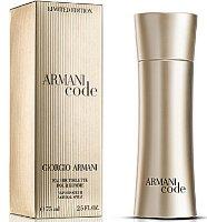 Armani Code Men Gold, Holiday 2013