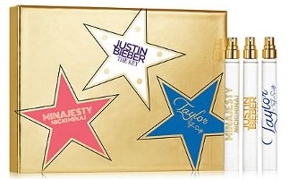 Macy's celebrity perfume coffret