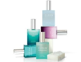 Clean fragrance line