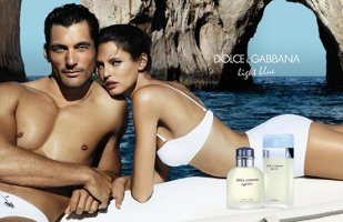 Dolce Gabbana Light Blue advert