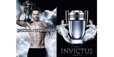 Paco Rabanne Invictus advert