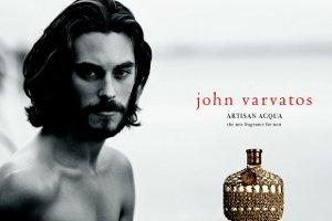 John Varvatos Artisan Acqua advert