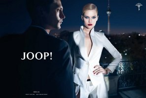 Joop fashion advert