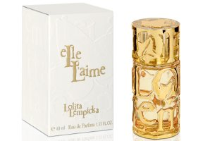 Lolita Lempicka Elle L'Aime 40 ml fragrance bottle
