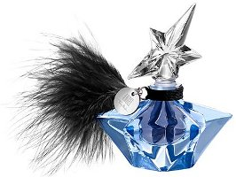 Thierry Mugler Angel, collector bottle with feather hair accessory