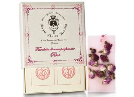 Santa Maria Novella Rose Wax Tablets