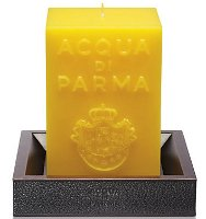 Acqua di Parma candle holder and Colonia candle