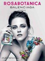 Kristen Stewart for Balenciaga Rosabotanica