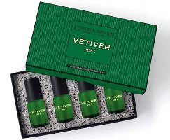 Czech & Speake Vétiver Vert travel sprays