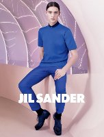 Jil Sander fashion campaign 1