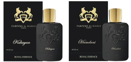 Parfums de Marly Arabian Breed collection