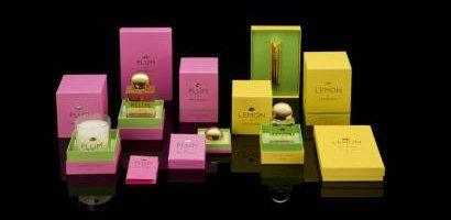 Mary Greenwell Plum and Lemon perfumes