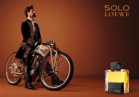 Solo Loewe advert