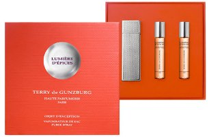 Terry de Gunzburg Lumière D'épices travel spray set