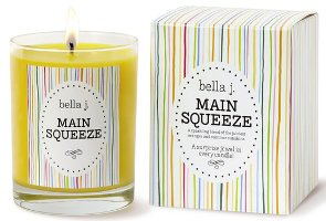 Bella J Main Squeeze candle