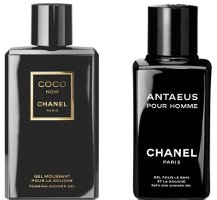 Chanel shower gels