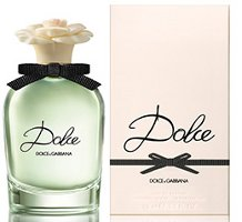 Dolce by Dolce & Gabbana, bottle & box