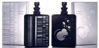 Escentric 01 and Molecule 01 in black