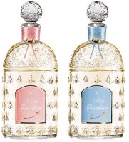 Petit Guerlain, pink and blue
