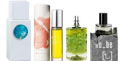 Oliver & Co. Nebula 2, MCMC Kept, Slumberhouse Pear & Olive, nu_be Lithium