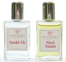 Ayala Moriel Musk Malabi & Sandal Ale
