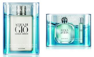 Giorgio Armani Acqua for Life 2014