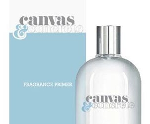 Canvas & Concrete fragrance primer