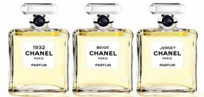 Chanel 1932, Beige & Jersey Extrait