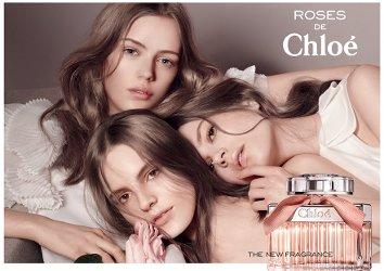 Chloé Roses de Chloé advert