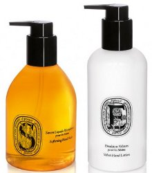 Diptyque Softening Hand Wash & Velvet Hand Lotion