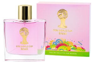 2014 Fifa World Cup Brazil Passion Woman fragrance